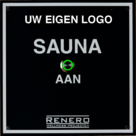 Stand-by-regeling-Sauna