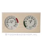 Sauna-Temperatuur-Hygrometer