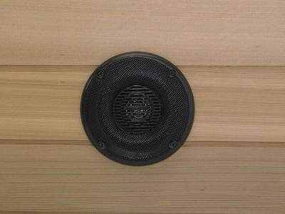 Radio/cd speler Sauna Health Company Basic