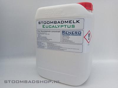 StoomStoombadmelk Euca White Labelbadmelk Euca White Label