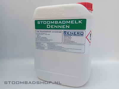 Stoombadmelk Dennen extra