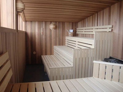 Openbare Finse Sauna